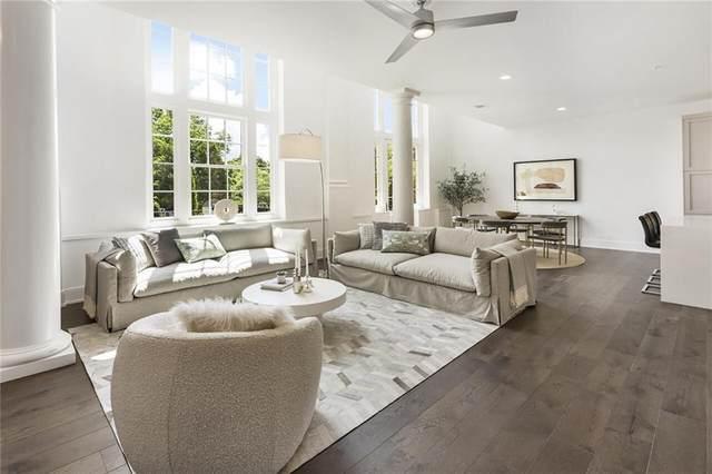 1200 Ponce De Leon Avenue NE A5, Atlanta, GA 30306 (MLS #6865634) :: Kennesaw Life Real Estate