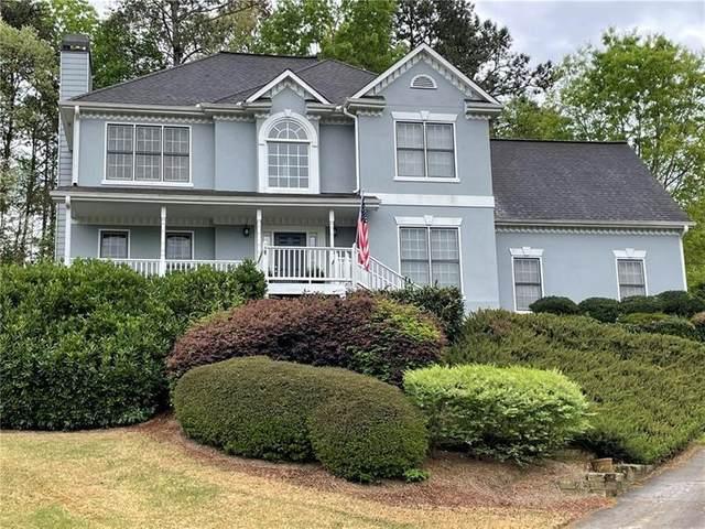 300 Lismore Terrace, Woodstock, GA 30189 (MLS #6865688) :: Oliver & Associates Realty