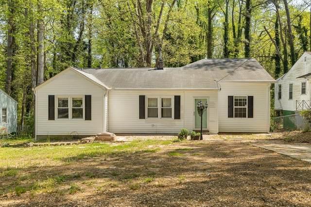 1318 Glen Forest Way, Decatur, GA 30032 (MLS #6866180) :: North Atlanta Home Team