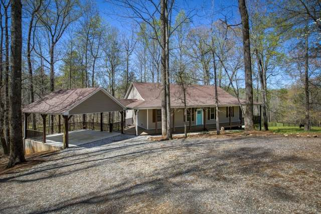 2863 Hightower Road, Ball Ground, GA 30107 (MLS #6866222) :: North Atlanta Home Team