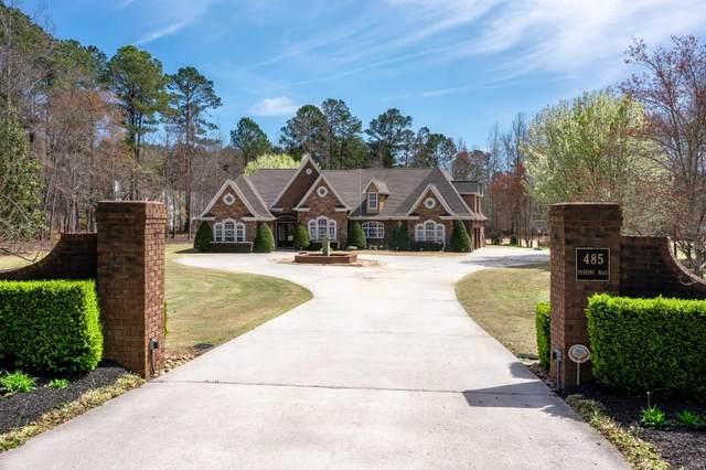 485 Herring Road, Grayson, GA 30017 (MLS #6866254) :: North Atlanta Home Team