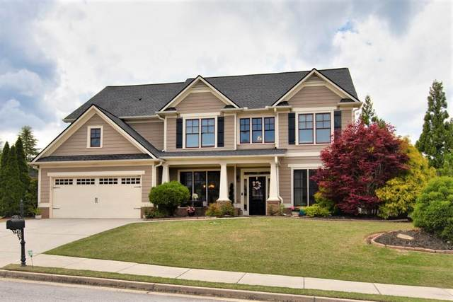 3374 Perimeter Circle, Buford, GA 30519 (MLS #6866619) :: Lucido Global