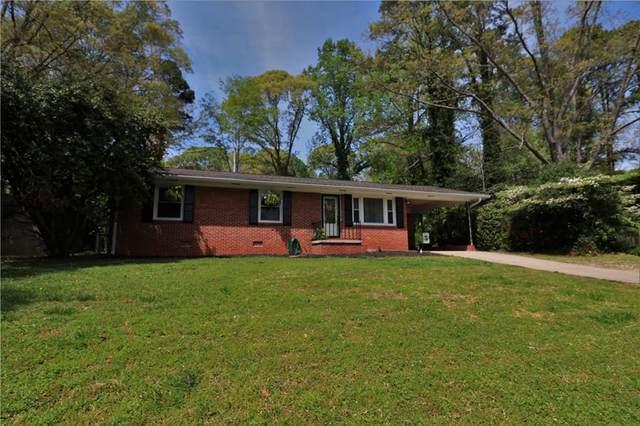 3634 Ledan Road, Gainesville, GA 30506 (MLS #6866735) :: Kennesaw Life Real Estate