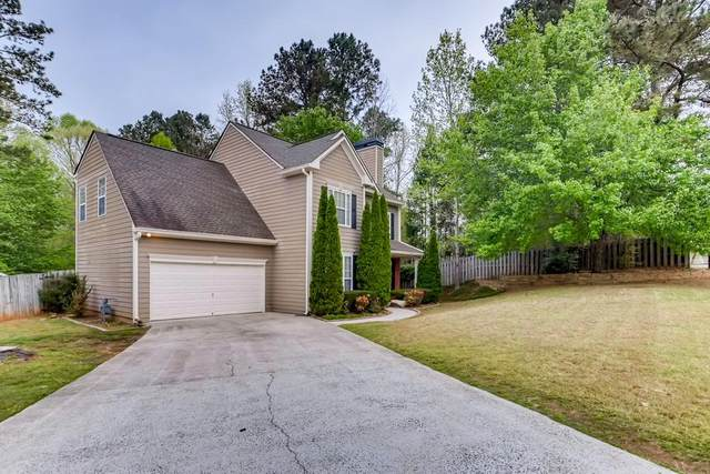 644 Holland Road, Powder Springs, GA 30127 (MLS #6866745) :: The Realty Queen & Team