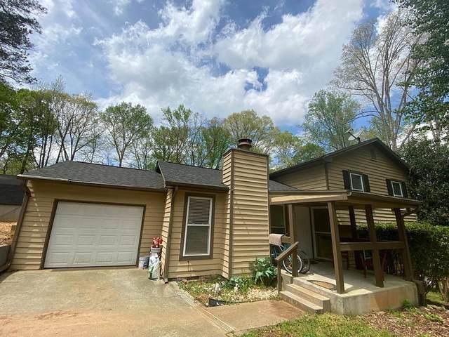 2927 Hillwood Drive, Lawrenceville, GA 30044 (MLS #6866819) :: North Atlanta Home Team