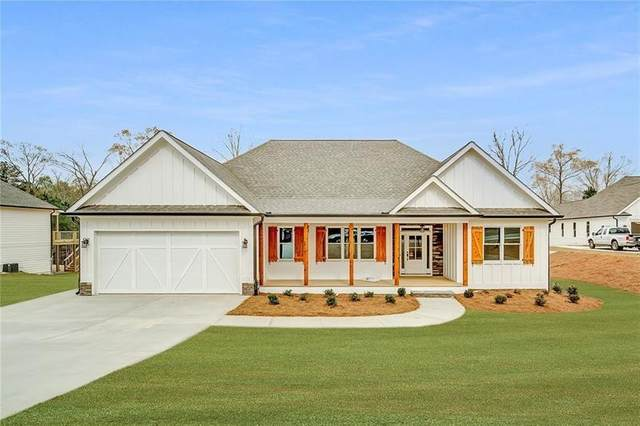 987 Cable Road, Waleska, GA 30183 (MLS #6866822) :: North Atlanta Home Team
