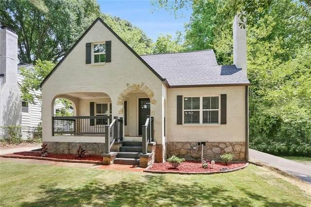 1412 Richland Road SW, Atlanta, GA 30310 (MLS #6866893) :: RE/MAX Prestige