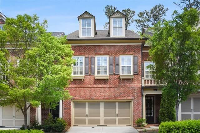 606 Nottaway Lane, Alpharetta, GA 30009 (MLS #6867445) :: North Atlanta Home Team