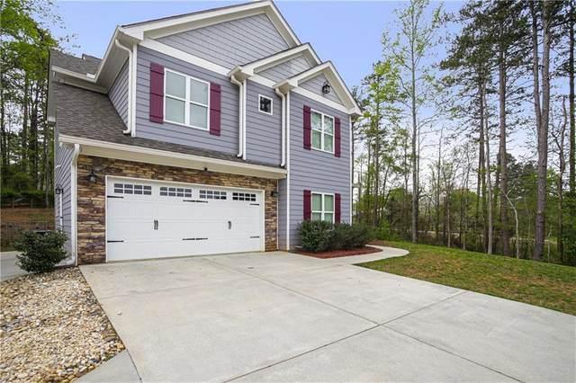 6560 A C Smith Road, Dawsonville, GA 30534 (MLS #6867478) :: North Atlanta Home Team