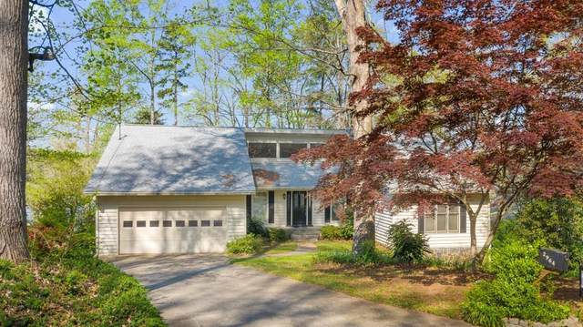 2964 Lullwater Trail, Gainesville, GA 30506 (MLS #6867510) :: The North Georgia Group