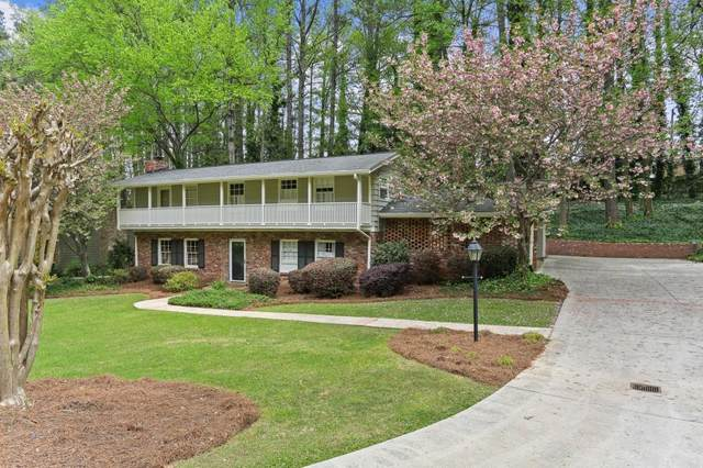 6485 Whispering Lane, Sandy Springs, GA 30328 (MLS #6867520) :: North Atlanta Home Team