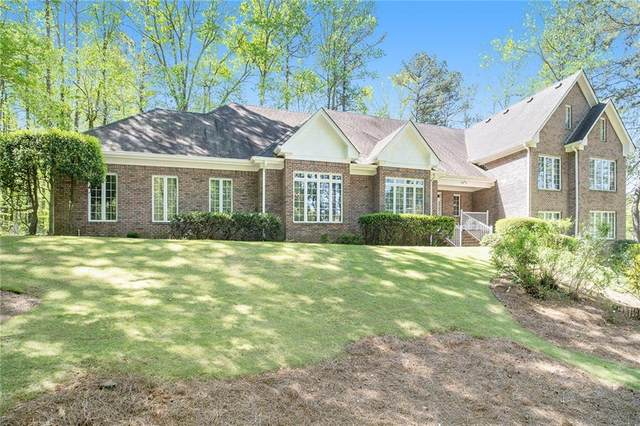 1749 Kanawha Drive, Smoke Rise, GA 30087 (MLS #6867570) :: North Atlanta Home Team