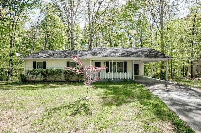 3657 Greencrest Road, Gainesville, GA 30506 (MLS #6867773) :: RE/MAX Paramount Properties