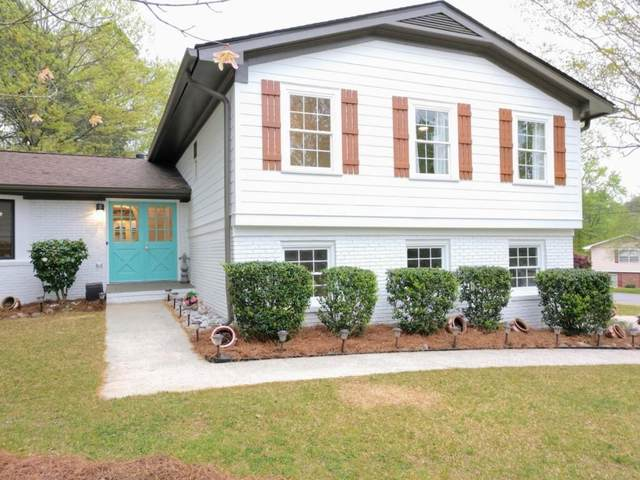 2563 Fleur De Lis Place, Dunwoody, GA 30360 (MLS #6867904) :: North Atlanta Home Team