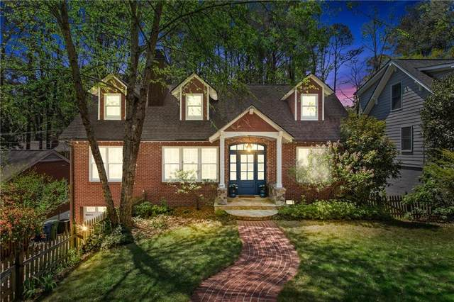 756 Longwood Drive NW, Atlanta, GA 30305 (MLS #6867955) :: North Atlanta Home Team