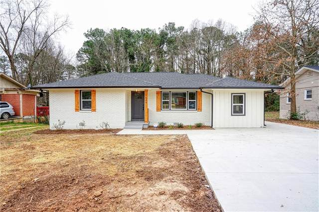 1649 Columbia Drive Ga, Decatur, GA 30032 (MLS #6868151) :: North Atlanta Home Team