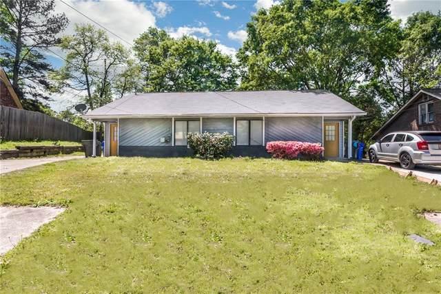 1156 Pinedale Circle NW, Conyers, GA 30012 (MLS #6868224) :: Charlie Ballard Real Estate