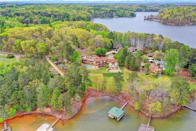 34 Dogwood Court, Dawsonville, GA 30534 (MLS #6868227) :: The North Georgia Group