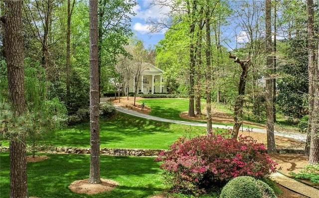 3200 Nancy Creek Road NW, Atlanta, GA 30327 (MLS #6868300) :: The Butler/Swayne Team