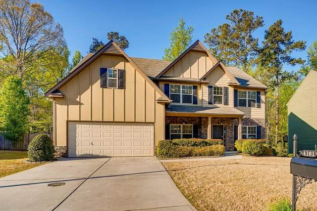 4161 Hidden Enclave Lane NW, Kennesaw, GA 30152 (MLS #6868339) :: North Atlanta Home Team