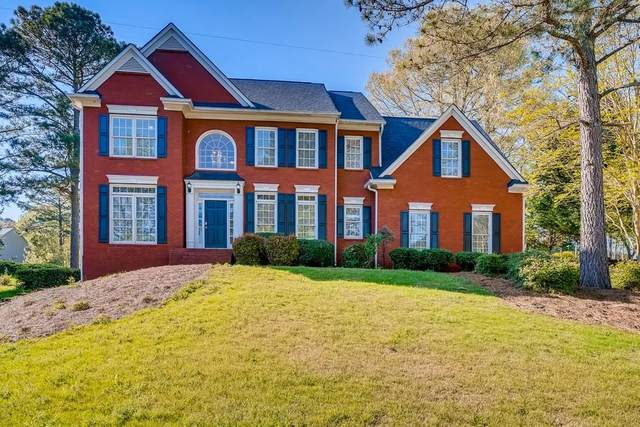 344 Meadowmeade Cove, Lawrenceville, GA 30043 (MLS #6868342) :: North Atlanta Home Team