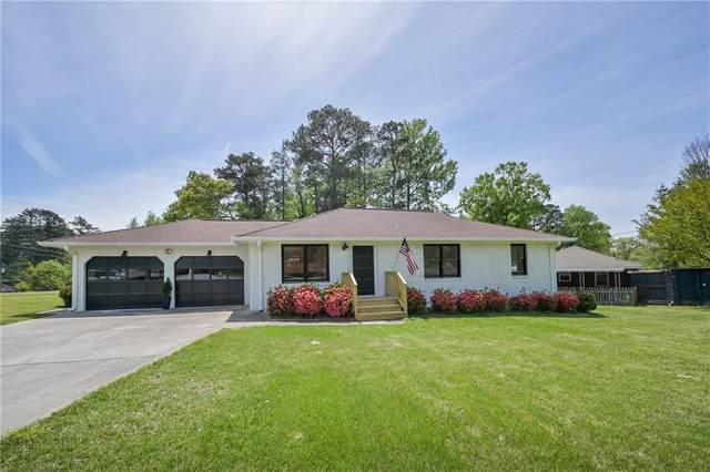 820 Timberland Street SE, Smyrna, GA 30080 (MLS #6868420) :: The Cowan Connection Team
