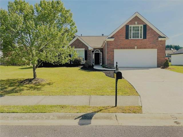 3048 Hallman Circle SW, Marietta, GA 30064 (MLS #6868604) :: North Atlanta Home Team