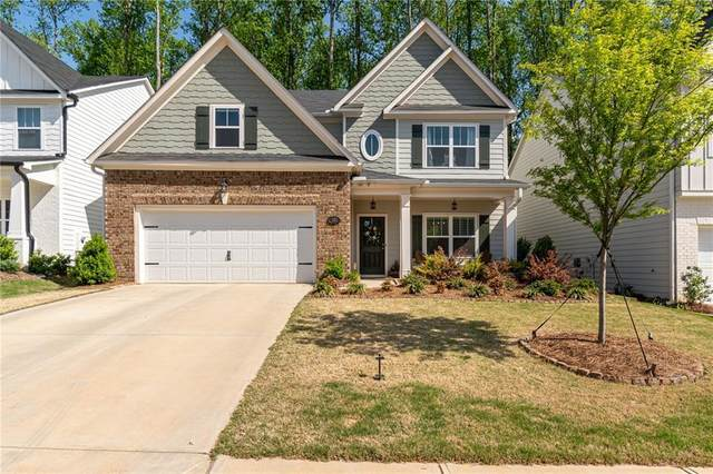 141 Crest Brooke Drive, Canton, GA 30115 (MLS #6868765) :: Path & Post Real Estate