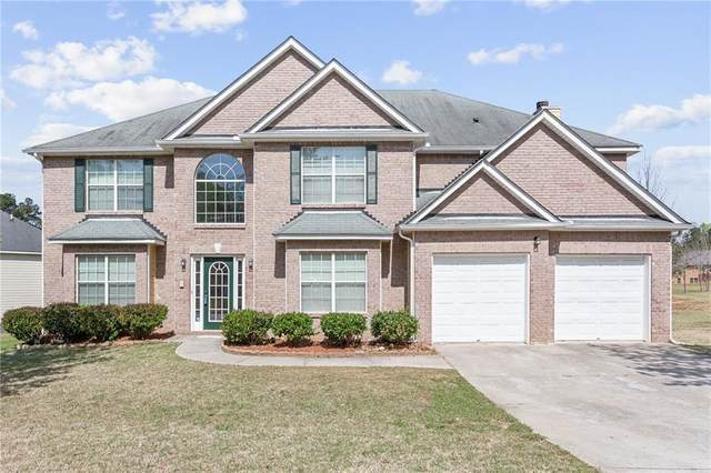 5516 Mudlark Circle, Powder Springs, GA 30127 (MLS #6868836) :: Kennesaw Life Real Estate