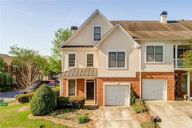 2358 Maplewood Court SE #24, Atlanta, GA 30339 (MLS #6868949) :: North Atlanta Home Team