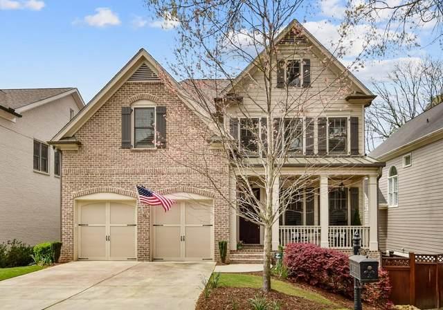 2496 Ellijay Drive, Brookhaven, GA 30319 (MLS #6869125) :: North Atlanta Home Team