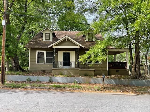 673 Pearce Street SW, Atlanta, GA 30310 (MLS #6869362) :: North Atlanta Home Team