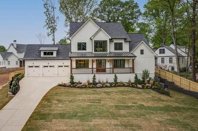 5496 Tilly Mill Road, Dunwoody, GA 30338 (MLS #6869376) :: North Atlanta Home Team