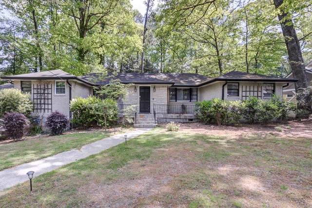 3265 Mathieson Drive NE, Atlanta, GA 30305 (MLS #6869397) :: Good Living Real Estate