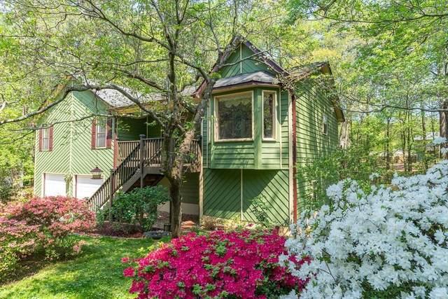 1742 Hickory Grove Way NW, Acworth, GA 30102 (MLS #6869441) :: Kennesaw Life Real Estate