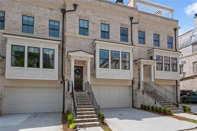 3715 Peachtree Road NE #13, Atlanta, GA 30319 (MLS #6869455) :: Kennesaw Life Real Estate