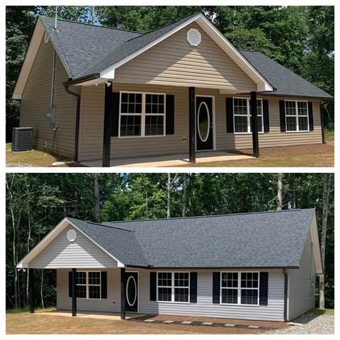 451 Pony Lake Road, Dahlonega, GA 30533 (MLS #6869810) :: RE/MAX Paramount Properties