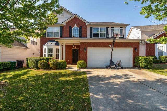 1577 Overview Circle, Lawrenceville, GA 30044 (MLS #6869868) :: North Atlanta Home Team