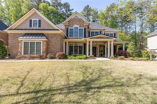 4838 Wildrose Court NW, Kennesaw, GA 30152 (MLS #6869897) :: North Atlanta Home Team