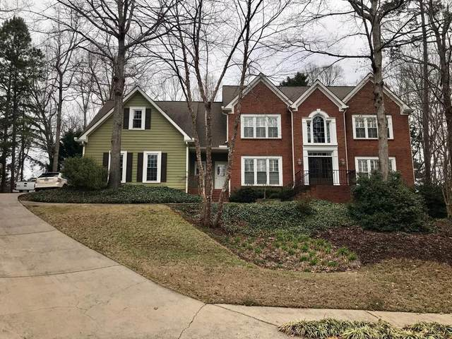 545 Trailside Court, Roswell, GA 30075 (MLS #6869905) :: Path & Post Real Estate