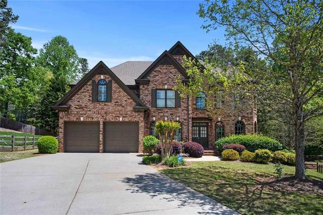 5378 Newport Bay Passage, Alpharetta, GA 30005 (MLS #6869931) :: North Atlanta Home Team