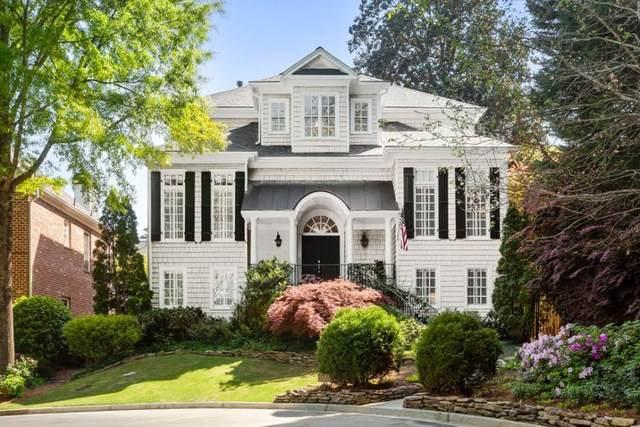1103 Brookhaven Commons Drive NE, Brookhaven, GA 30319 (MLS #6869955) :: North Atlanta Home Team