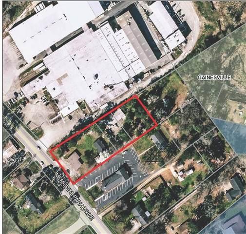 2101 Memorial Park Drive, Gainesville, GA 30504 (MLS #6869965) :: North Atlanta Home Team
