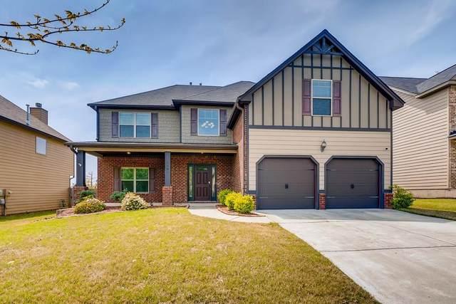 1391 Long Acre Drive, Loganville, GA 30052 (MLS #6869997) :: Lucido Global