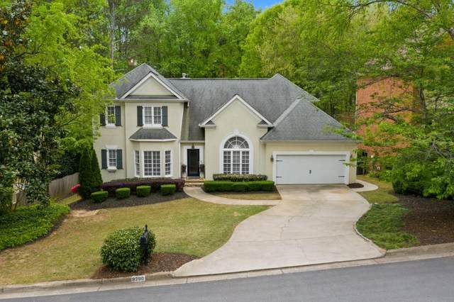 9290 Chapelwood Drive, Alpharetta, GA 30022 (MLS #6870031) :: North Atlanta Home Team
