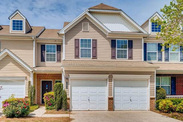 393 Weatherstone Place, Alpharetta, GA 30004 (MLS #6870038) :: North Atlanta Home Team