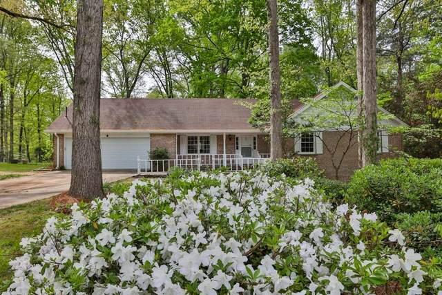 2356 Hidden Lane, Snellville, GA 30078 (MLS #6870149) :: North Atlanta Home Team