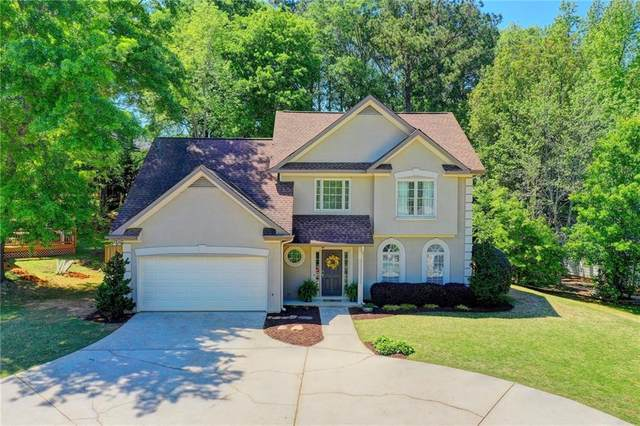 5560 Shepherds Pond, Alpharetta, GA 30004 (MLS #6870166) :: Path & Post Real Estate