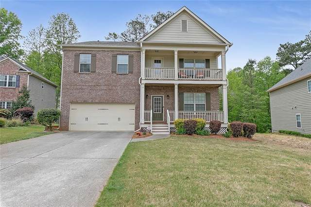 4931 Arbor View Parkway NW, Acworth, GA 30101 (MLS #6870270) :: Path & Post Real Estate