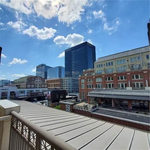 264 19th Street NW #2309, Atlanta, GA 30363 (MLS #6870524) :: The Justin Landis Group
